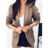 Long Sleeve Blazer RI