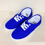Shoes Canvas  Lace Up Casual