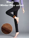 Pants Elastic Pencil Fashion Long