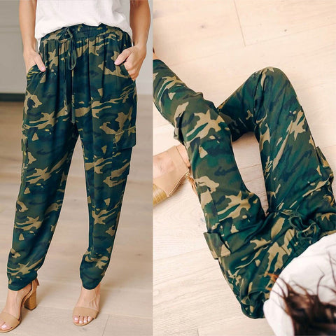 Floral Trousers Long Baggy Leggings wide leg pants SE