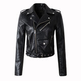 Leather Jackets Lady