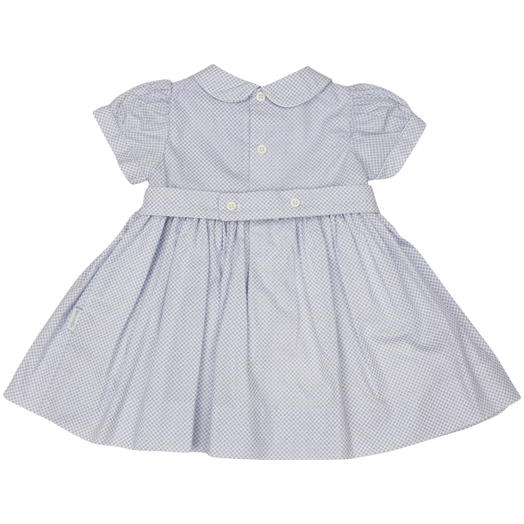 C1401B Summer Style Classic Smocked Dress