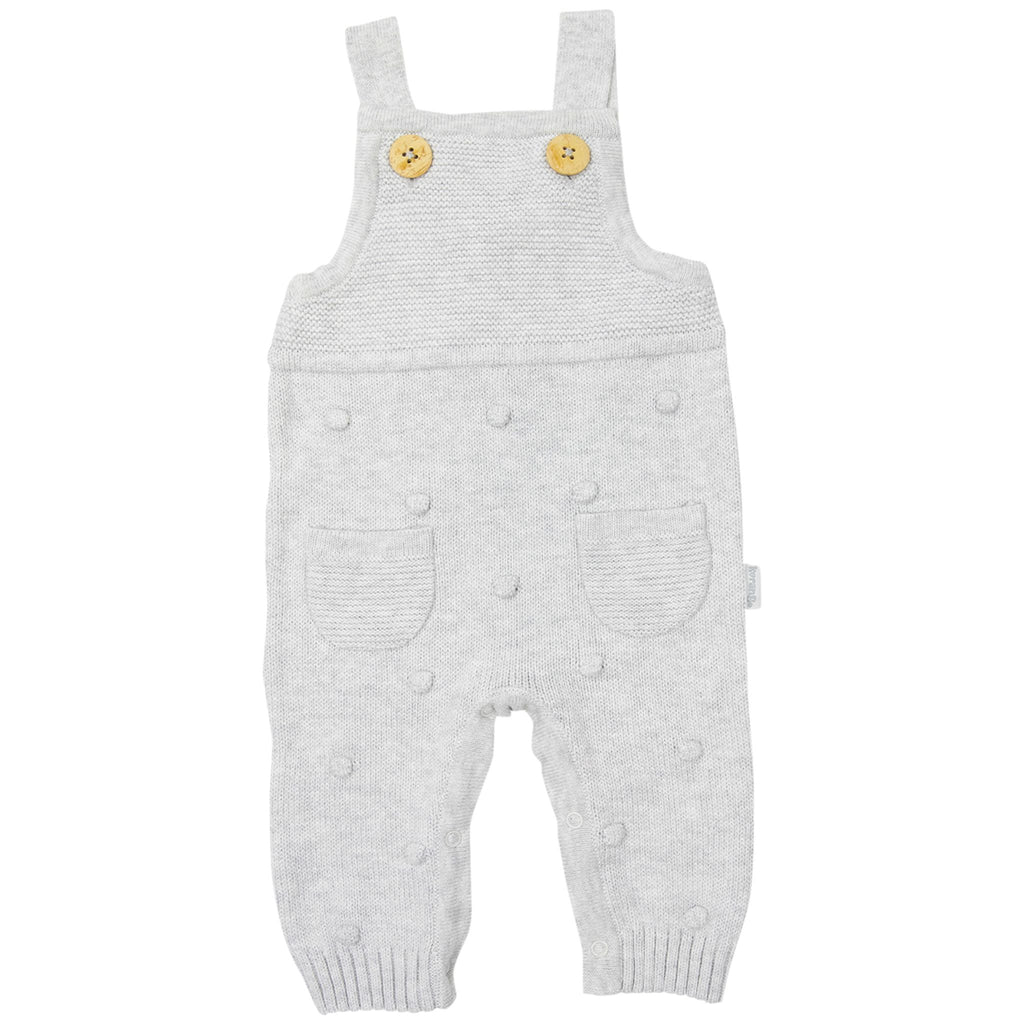 C1706G Baby Polka Knit Overall
