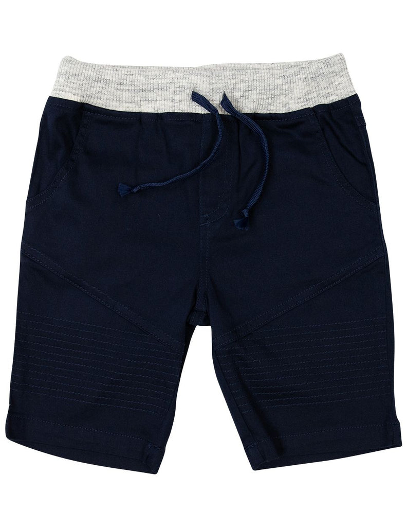 C1634N Nautical Stretch Twill Short