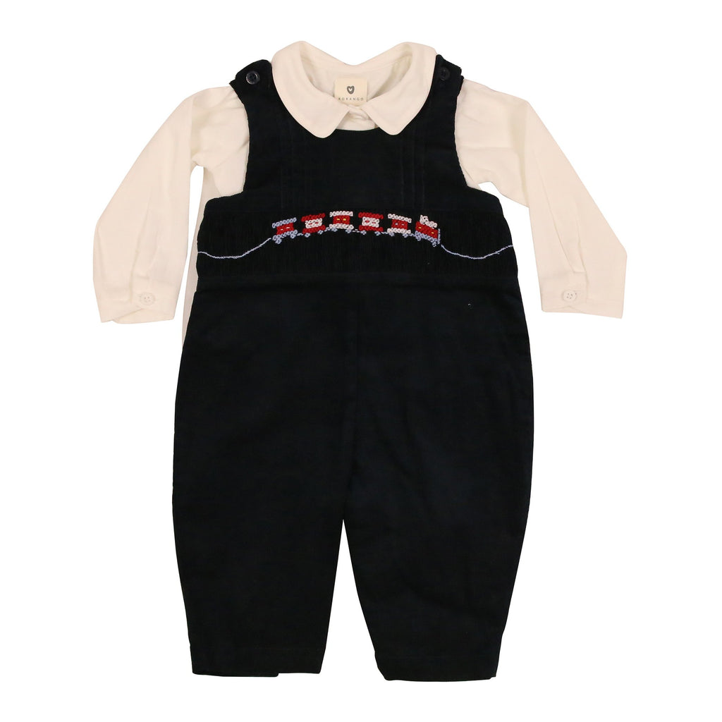 C9015 Classic Train Overall & Shirt
