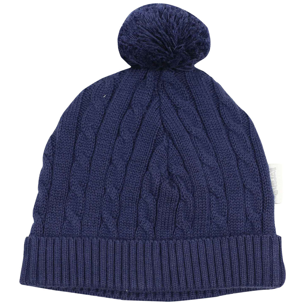C1528N Cables n Class   Cable Knit Beanie