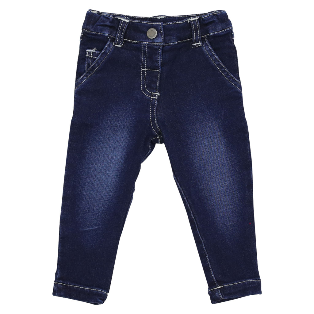 A1510D Hot Air Balloon Denim Knit Pant