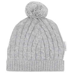 C1528G Cables n Class   Cable Knit Beanie