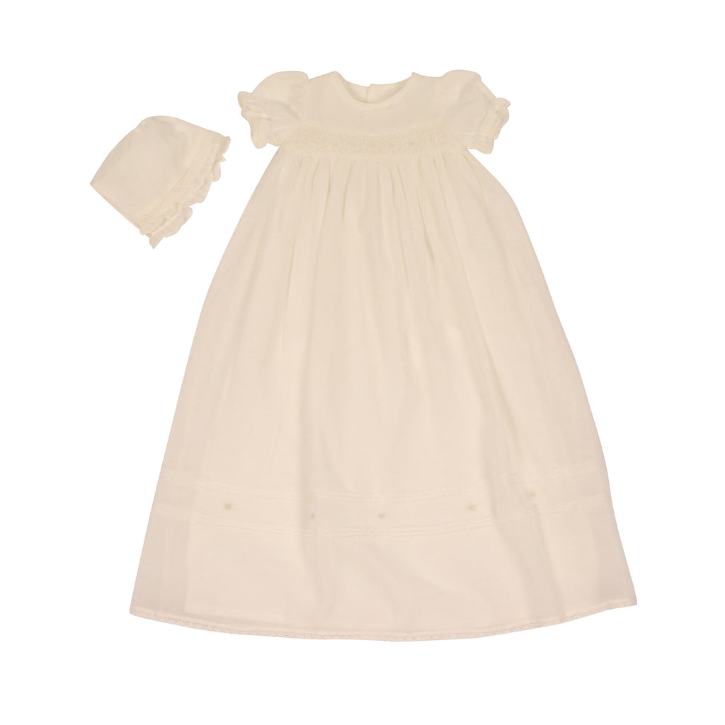 C9009 Pure Christening Gown