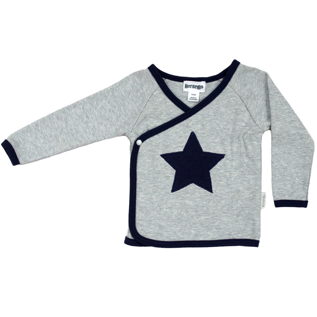 B7003 Little Star Top-Tops-Korango