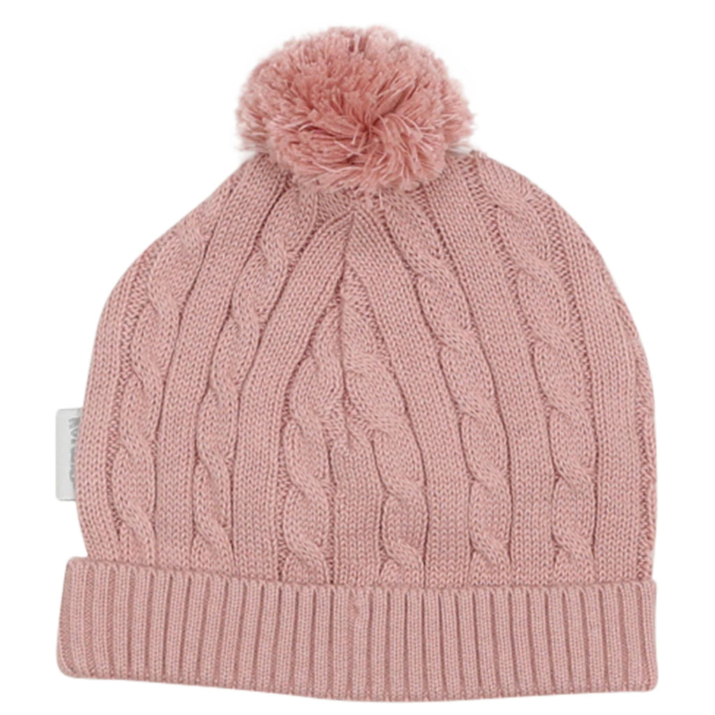 C1521P Modern Vintage Cable Knit Beanie