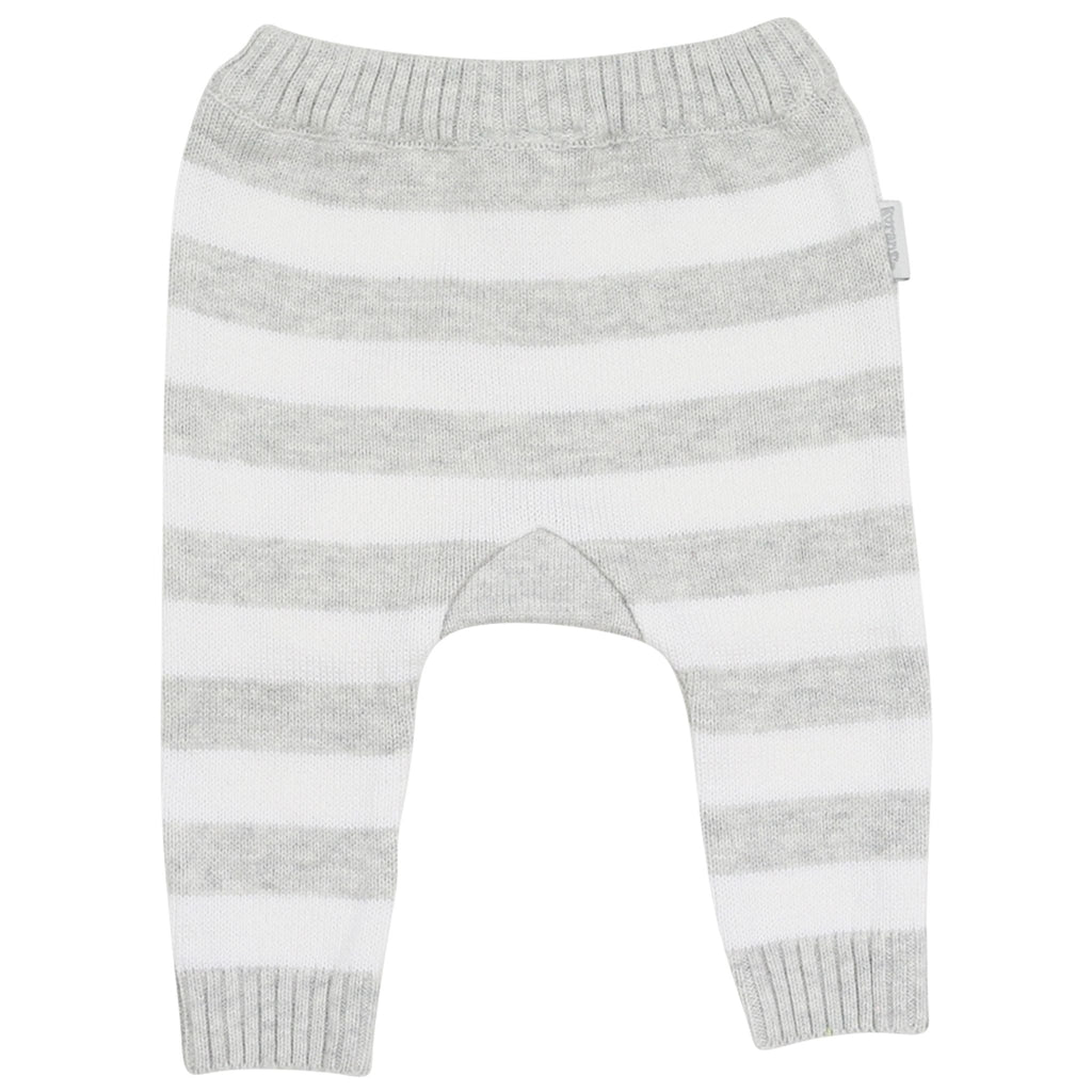 B1515G The Kangaroo and Koala Stripe Knit Legging