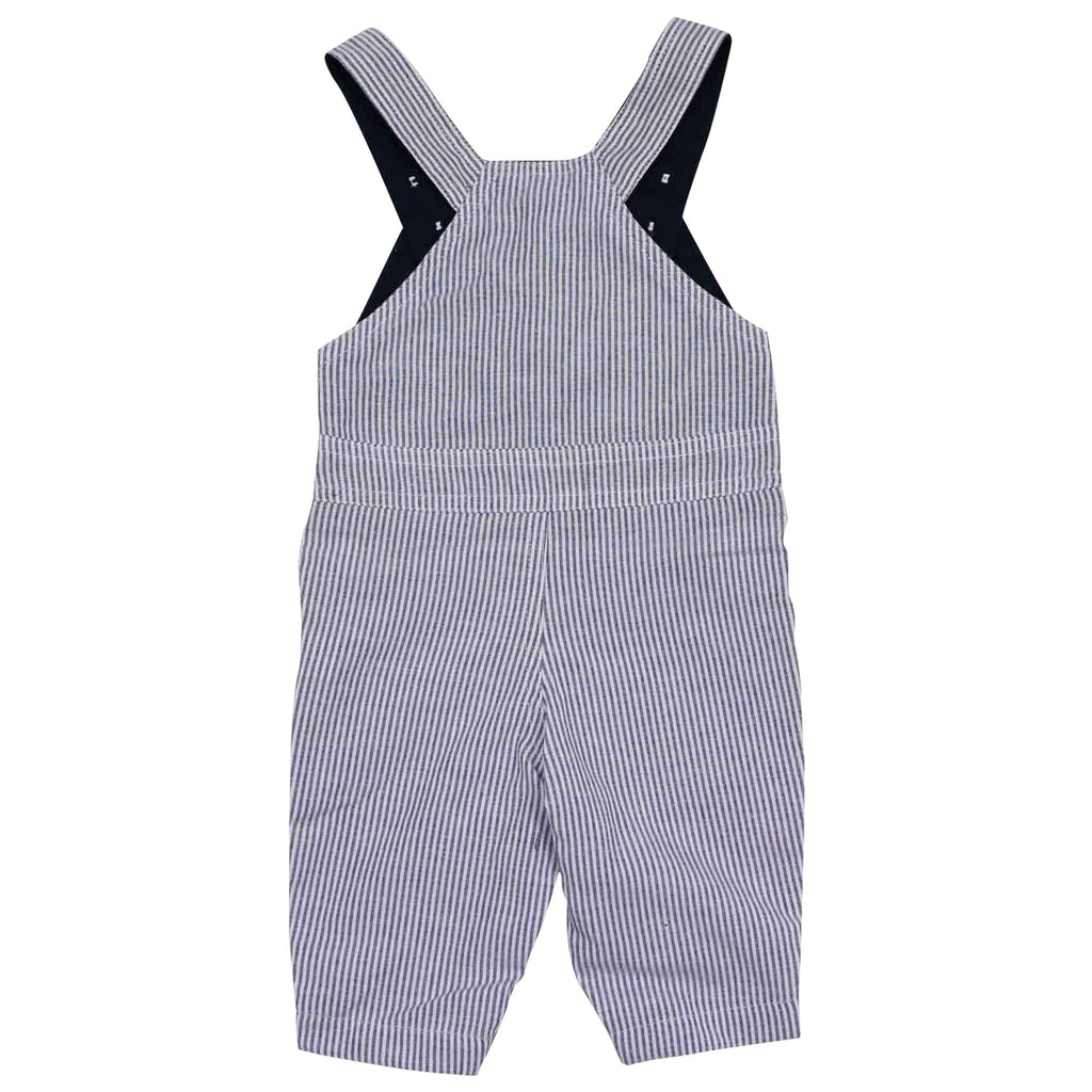 C1526N Cables n Class   Denim Stripe Overall