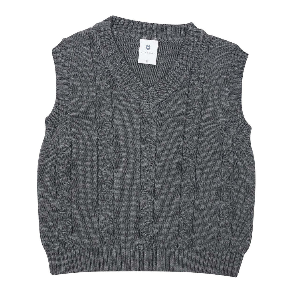 C1429C Pilot People Knit Vest