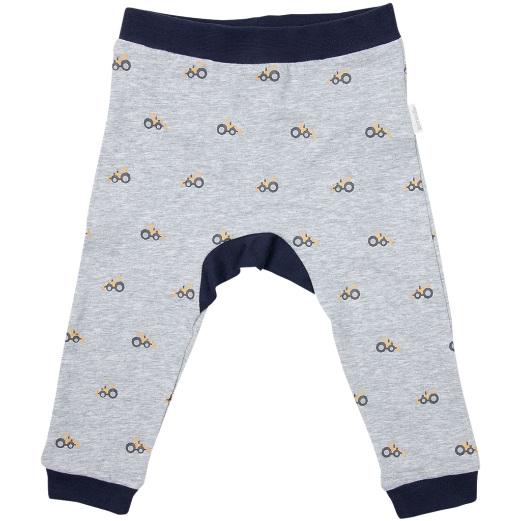 C1714G Bulldozer Cotton Legging