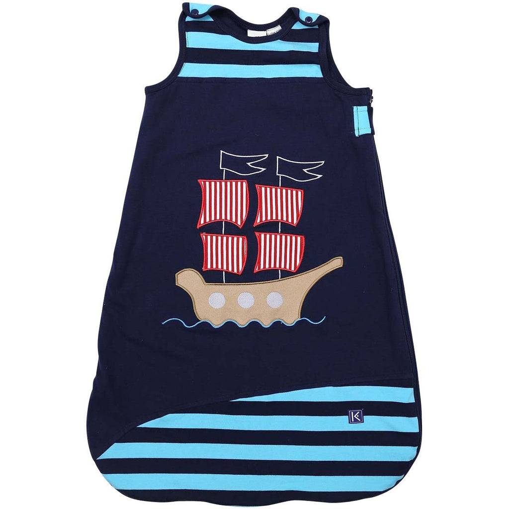 B1231B Pirates & Mermaids Sleeping Bag-Sleepwear-Korango