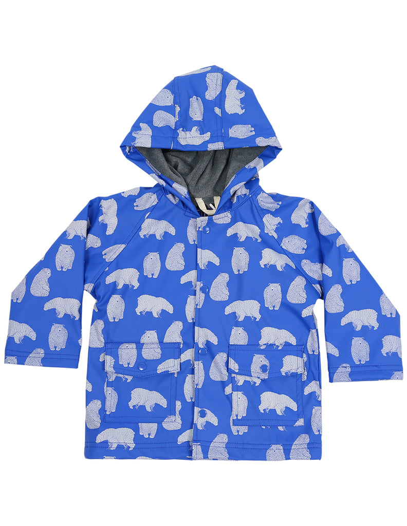 A1114N Polar Bear Raincoat