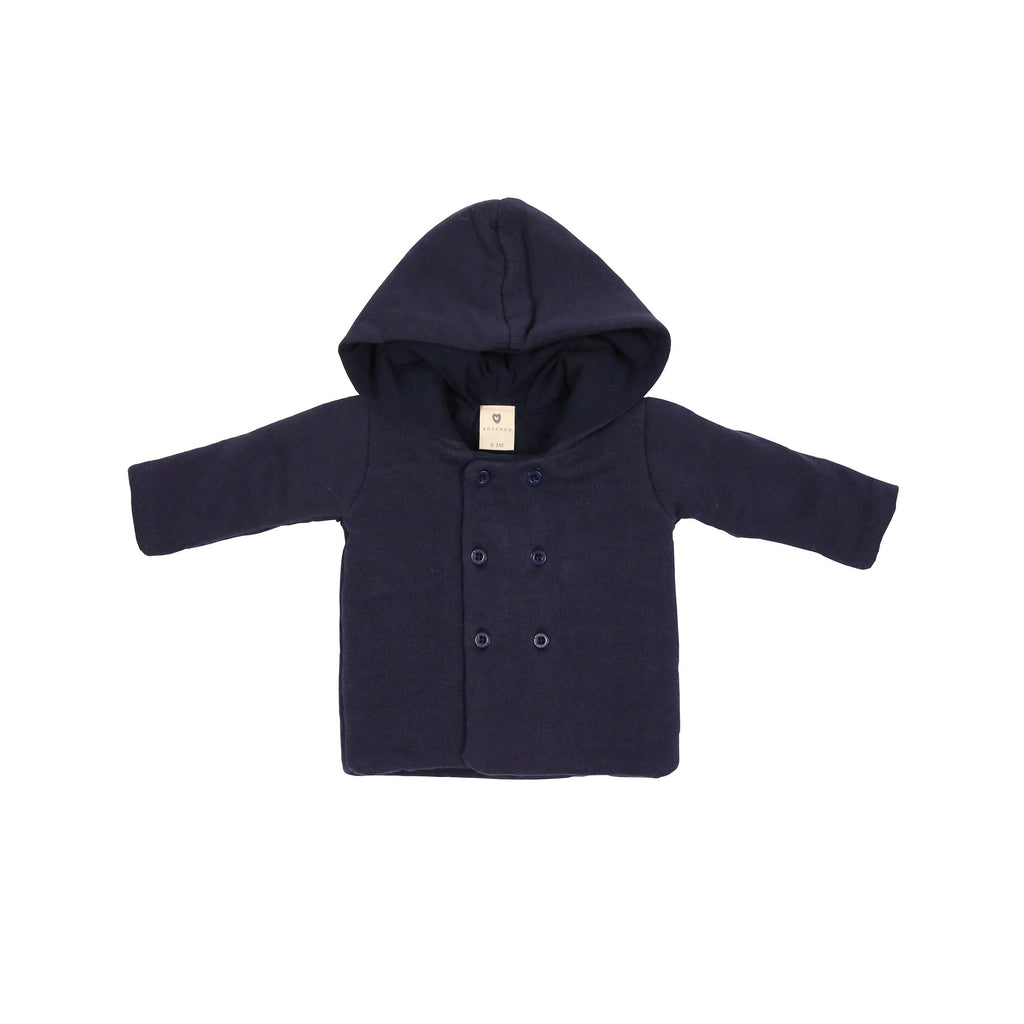 B9002 Little Rocket Jacket-Cardigans/Sweaters/Jackets-Korango