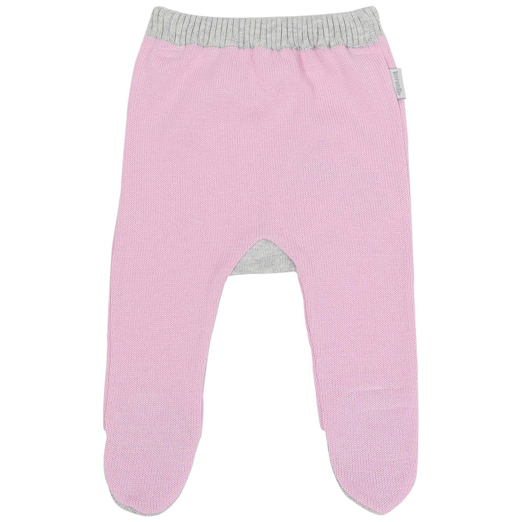 B1112P Little Fawn Knit Legging-Bottoms-Korango