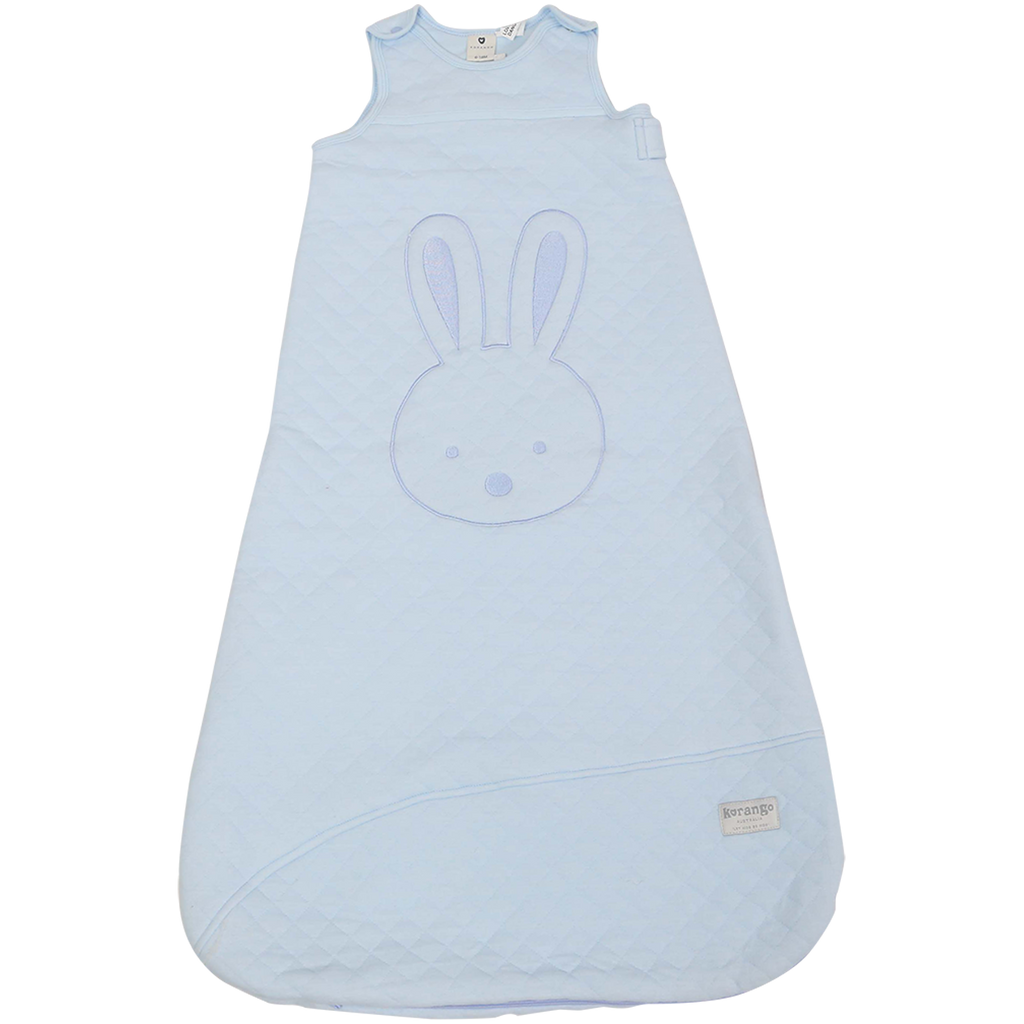 B1125B Baby Bunny Padded Sleeping Bag-Sleepwear-Korango