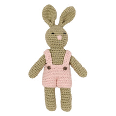 B1134P Baby Gifts Bunny Rattle Toy