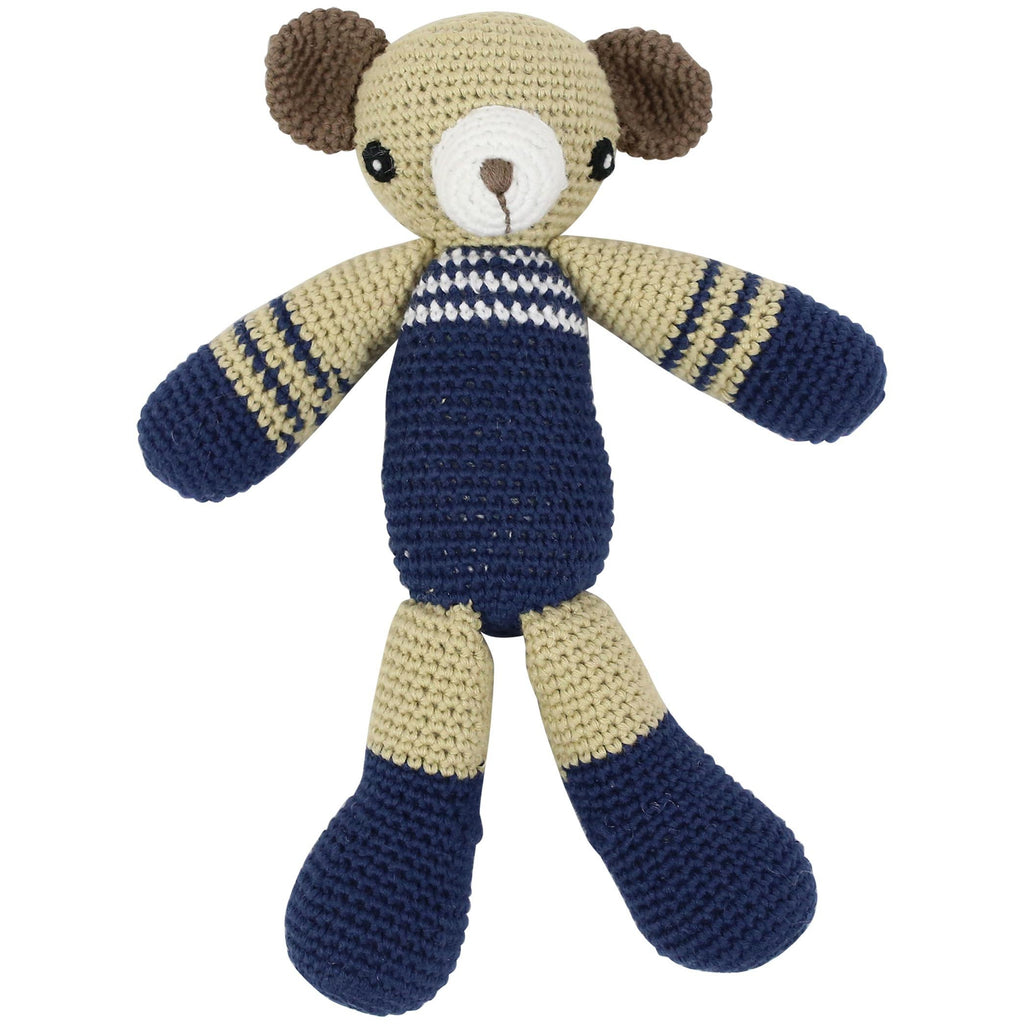 B1135 Baby Gifts Bear Rattle Toy