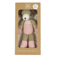 B1135 Baby Gifts Bear Rattle Toy-Accessories-Korango