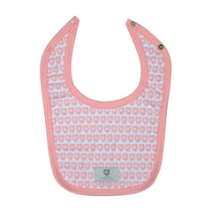 B8004 Baby Hearts 2 pack Bib-Accessories-Korango