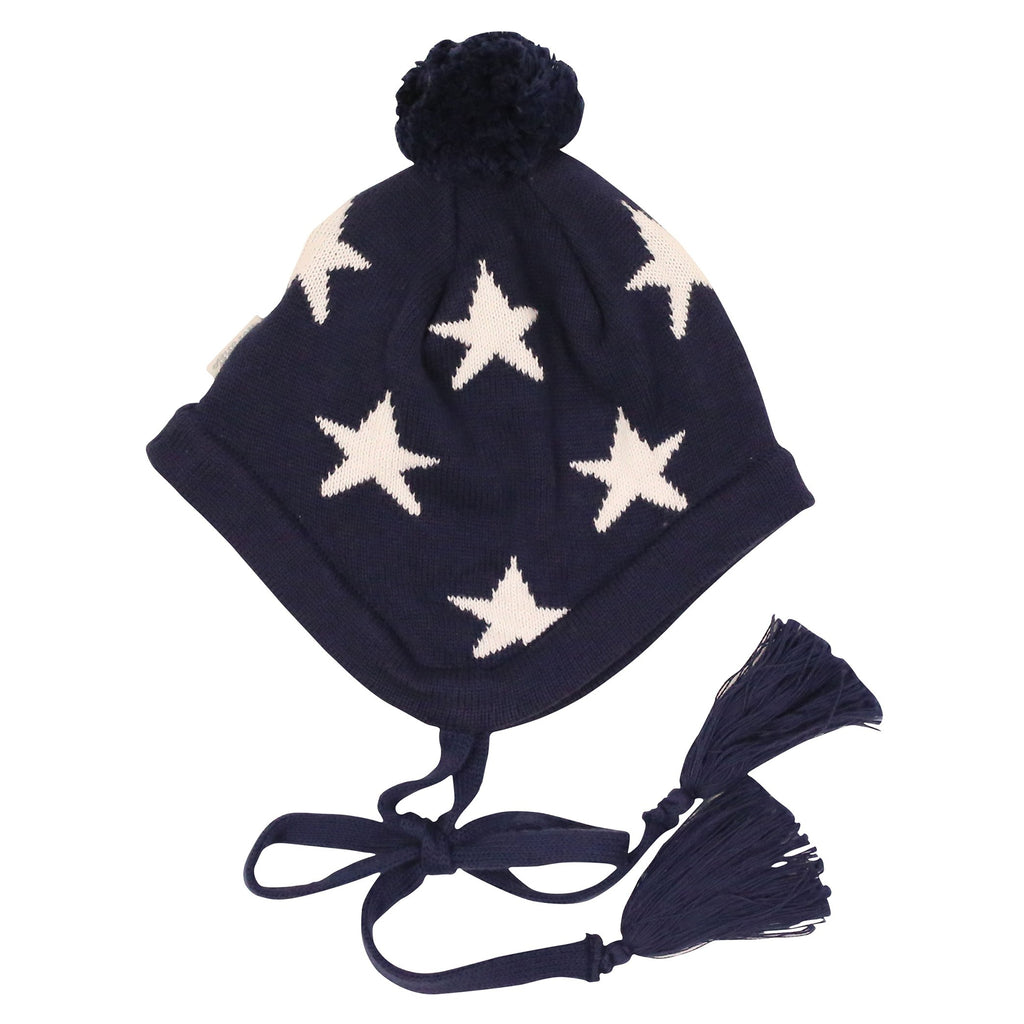 B9006N Little Rocket Lined Beanie-Accessories-Korango