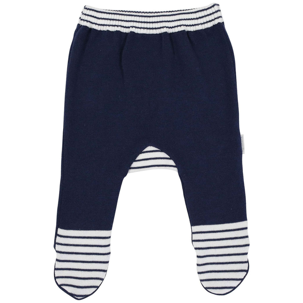 C1119 Little Boater Knit Legging-Bottoms-Korango