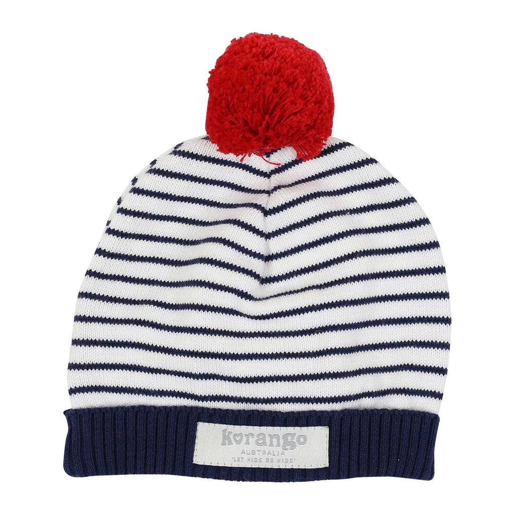 C1120 Little Boater Beanie-Accessories-Korango