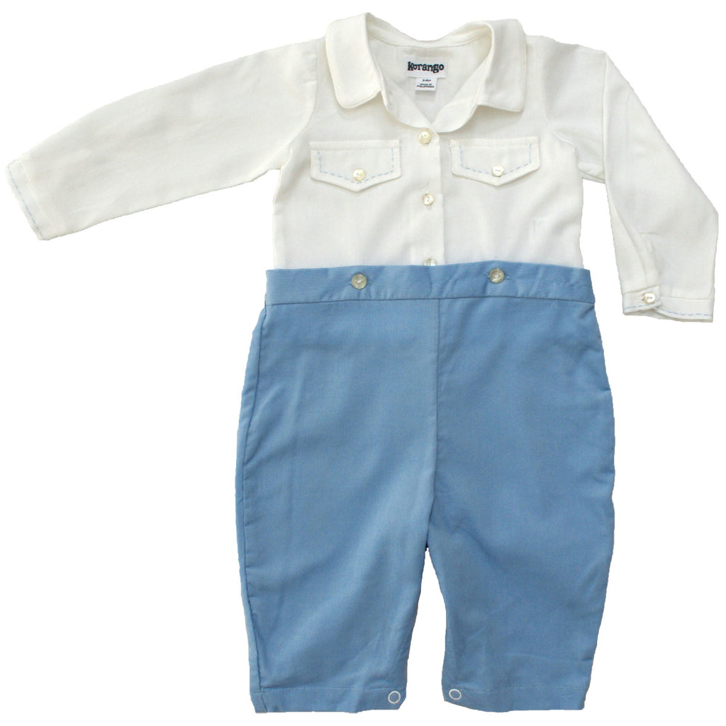 C7011 Royal Class S & T Romper-All In Ones-Korango