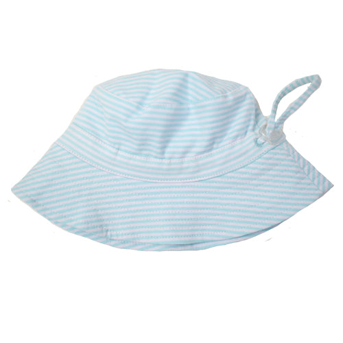 Victorian Government's Korango Striped Sun Hat