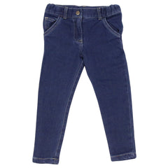 A9063D Singing in the Rain Denim Knit Jean-Bottoms-Korango