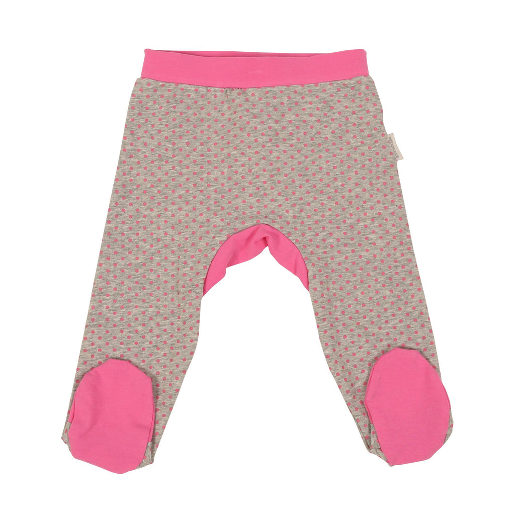 B1013 Baby Flamingo Legging-Bottoms-Korango