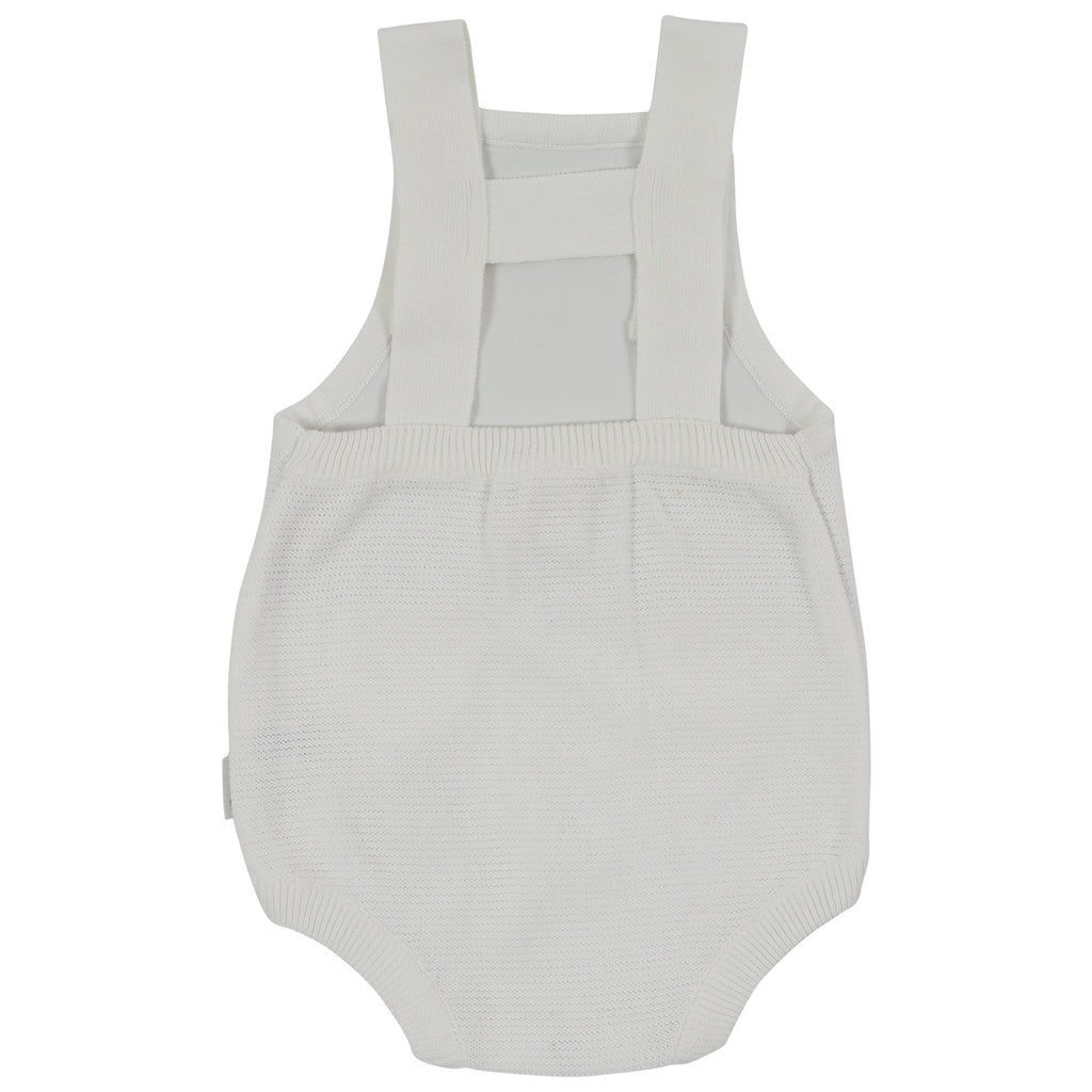 C1006 Sweet Style Knit Sunsuit-All In Ones-Korango