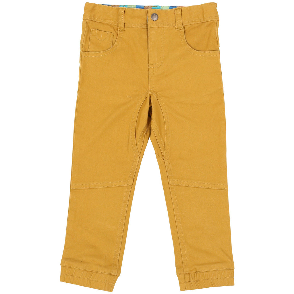 C1033 Polo Playtime Dropped Crotch Chino