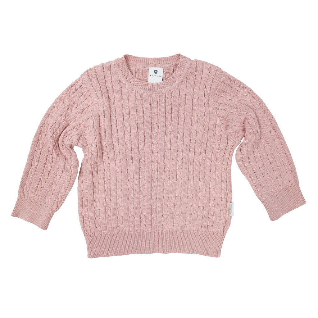 A1725P Shooting Star Cable Knit Sweater