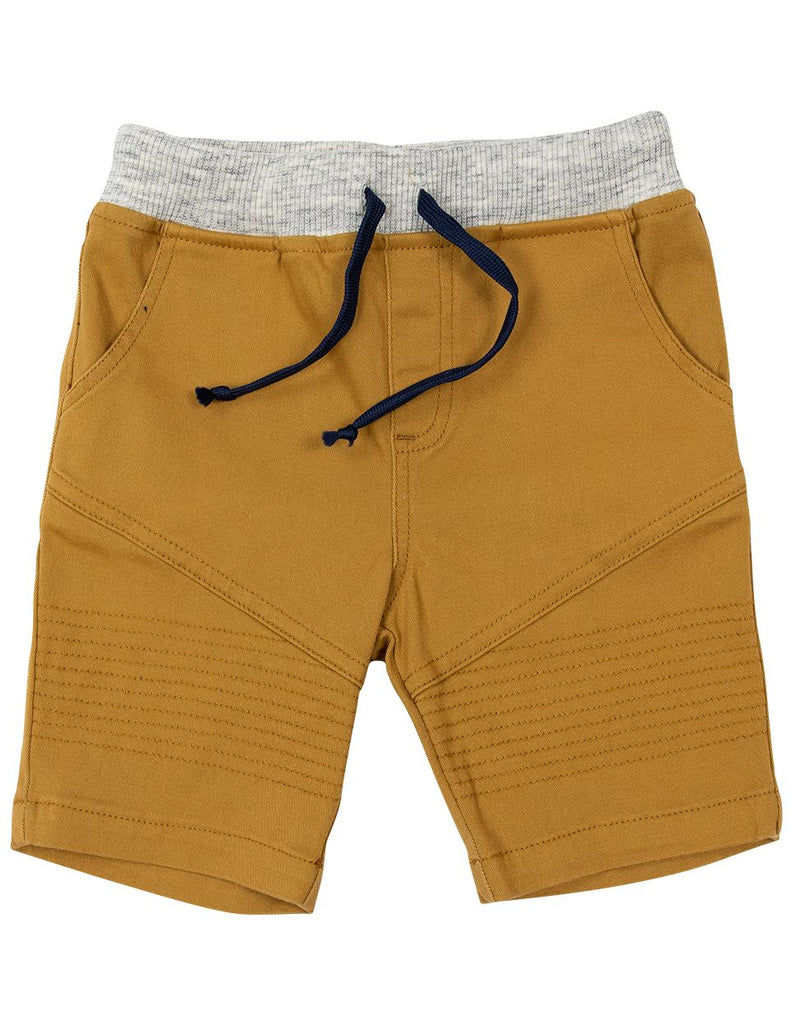 C1634M Nautical Stretch Twill Short