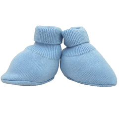 B7025 Winter wool blends Booties