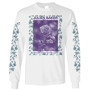"Julien Baker ""Getting Used To The Gaps"" LS T-Shirt"