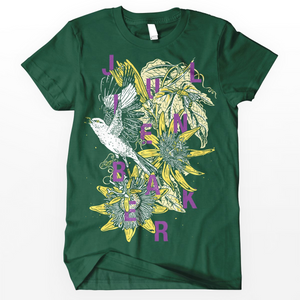 "Julien Baker ""Bird & Flowers"" T-Shirt"