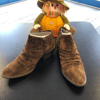 Blowfish Bootie-Wander(Rust)