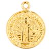 St. Benedict Gold Coin