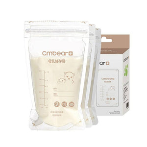 CMBear Breastmilk Bag - Milkin' Mommies