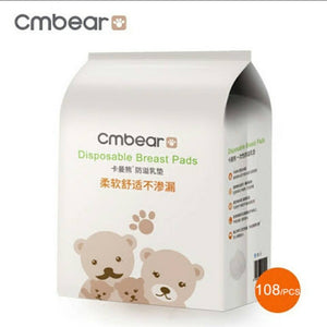 CMBear Breastpads - Milkin' Mommies