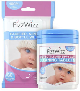 FizzWizz Wipes - Milkin' Mommies