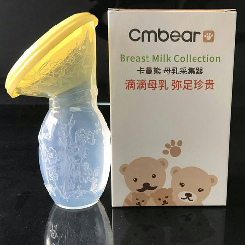CMBear Silicone Pump - Milkin' Mommies