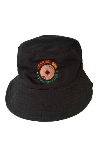 Channel One Bucket Hat