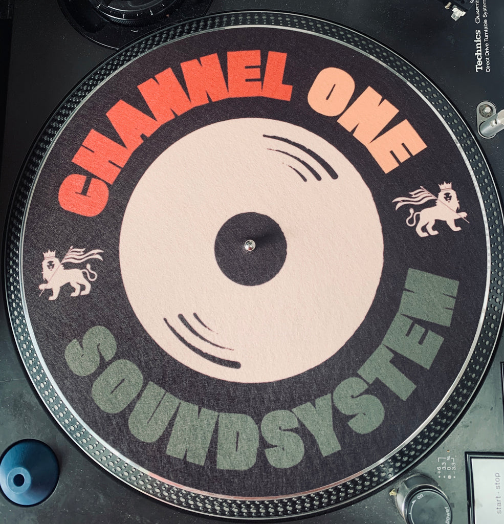 Channel One Slipmat